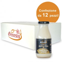 "Latte di Mandorla ""Avola"" BIO - 12 pezzi"