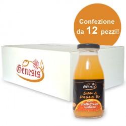 Succo d'Arancia BIO 100% FRUTTA - 12 pezzi