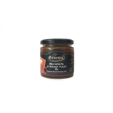 Organic sicilian blood Orange jam
