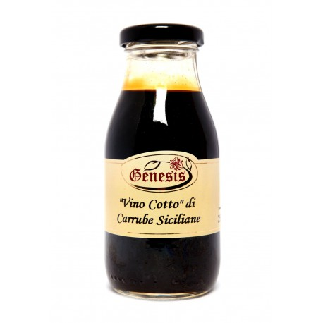 Carobs concentrate-syrup 100 % FRUIT