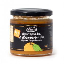 Organic sicilian Tangerine jam