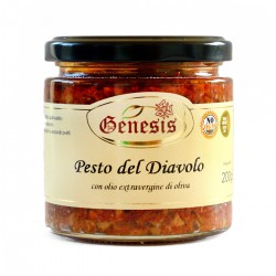 Devil Pesto (spicy)