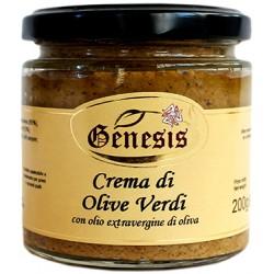 Sicilian green olive spread